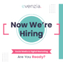 JOIN OUR EVENZIA TEAM!